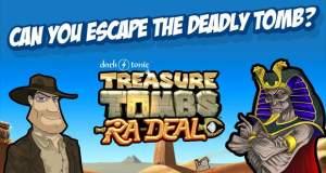 "In ""Treasure Tombs: Ra Deal"" geht es auf Schatzjagd"