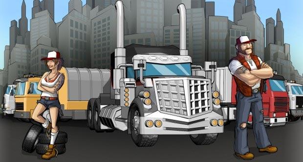 """Kommt das Browser-Game """"Truck Nation"""" auch für iOS?"""