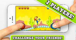 """Witziges Multiplayer-Game """"Wrestle Jump"""" für lau laden"""