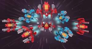 Twin Shooter – Invaders: schießt euch bloß nicht selbst ab…