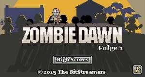 Zombie Dawn: neues Zombie-Stratiespiel für iPad