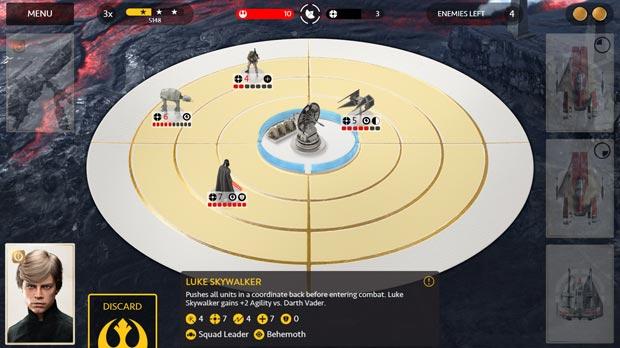 Star Wars™ Battlefront™ Companion iOS Spiel