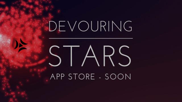 Devouring Stars iOS Spiel