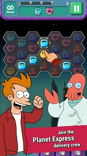Futurama: Game of Drones iPhone iPad