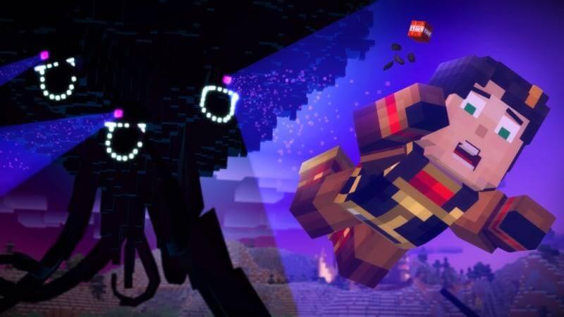 Minecraft: Story Mode iOS Spiel