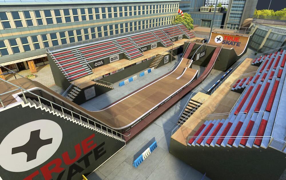 True Skate iOS Spiel