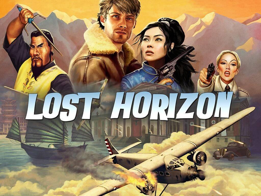 Lost Horizon iOS Spiel