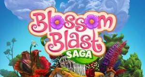 "Blossom Blast Saga: neues Match-3-Puzzle des ""Candy Crush Saga""-Entwicklers"
