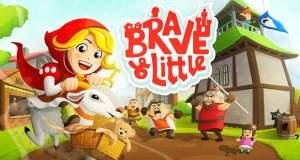 Brave & Little Adventure: wunderschönes Puzzle-Abenteuer mit Rotkäppchen