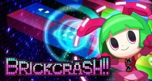 """Brickcrash: kunterbuntes Arcade-Game mit Anleihen von """"Brick Breaker"""""""