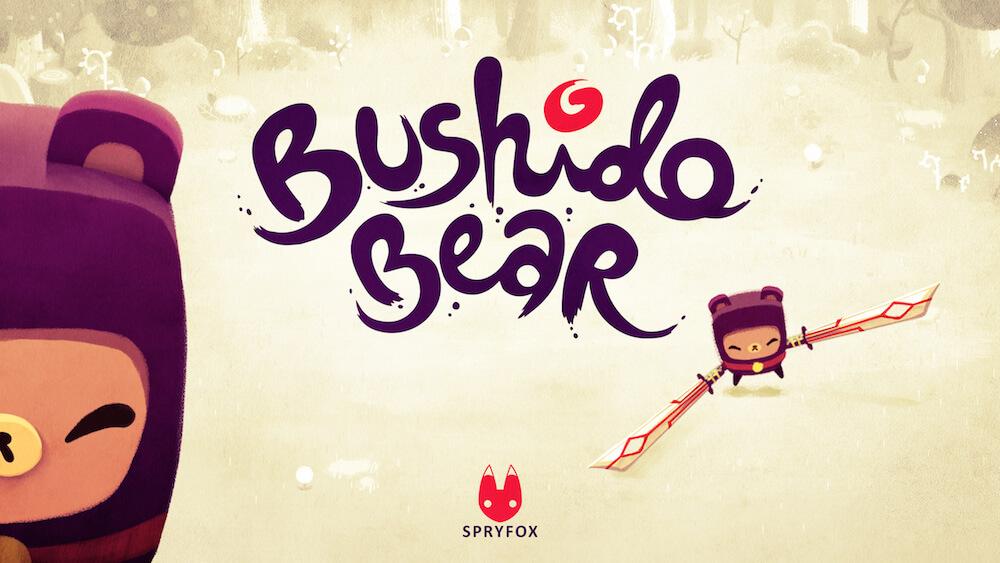 Bushido Bear iOS Spiel