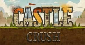 """Puzzle """"Castle Crush!"""" neu von Herocraft: Burgen zerstören mit Blitzen, Erdbeben und Wind"""