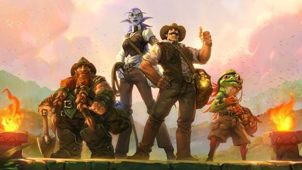Hearthstone: Heroes of Warcraft iOS Spiel