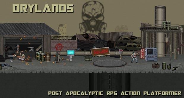 """Action-Platformer """"Drylands"""" erstmals kostenlos laden"""