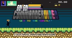 "Go! Go! CommanderVideo: neuer Endless-Runner des ""BIT.TRIP RUN!""-Entwicklers"