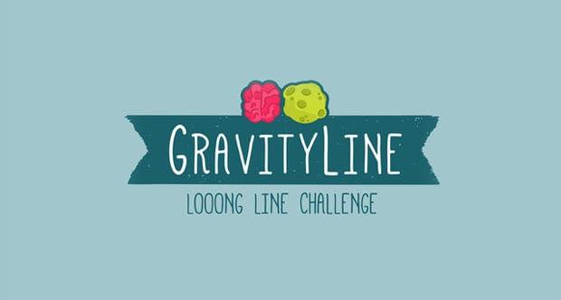 """Schweres Arcade-Game """"Gravity Line"""" mal wieder kostenlos"""