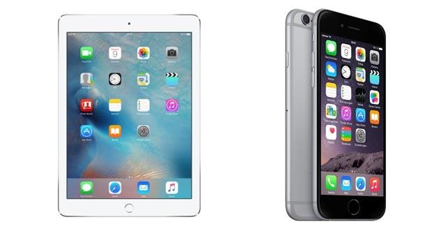 iPhone 6 & iPad Air 2 als Neuware zu Top-Preisen bei ebay