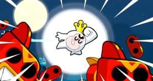King Tongue: verrücktes Arcade-Game mit einer langen Affenzunge