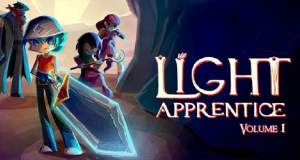 Light Apprentice Volume 1: interaktives Comic-RPG leider nur in englischer Sprache