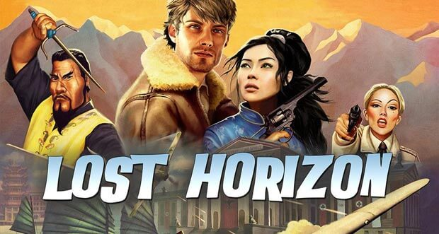"Point-and-Click-Adventure ""Lost Horizon"" ist im AppStore erschienen"