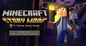"""The Last Place You Look: 3. Epsiode von """"Minecraft: Story Mode"""" jetzt verfügbar"""