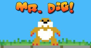Mr Dig: neues Untertage-Puzzle mit 50 Level