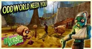 """""""Oddworld: Munch's Oddysee"""" neu für iOS: 3D-Platformer voller verrückter Wesen"""