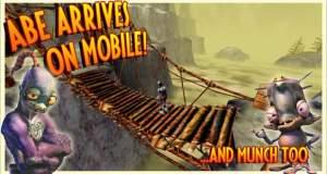 """3D-Platformer """"Oddworld: Munch's Oddysee"""" neu für iOS"""