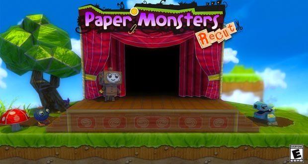 """Platformer """"Paper Monsters Recut"""" für 99 Cent im Angebot"""