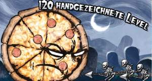 "iOS-Klassiker ""Pizza Vs. Skeletons"" für lau laden (statt 4,99€)"