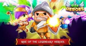 Rise of Heroes: Helden-Teambuilding als Gratis-Download