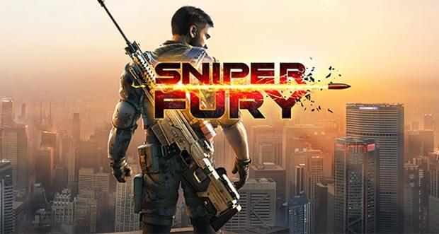 Sniper Fury iOS Spiel