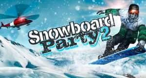 Snowboard Party 2: tolles Wintersport-Spiel neu für iOS