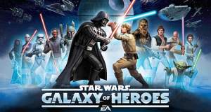 """Star Wars: Galaxy of Heroes"" für iOS: einfaches Strategie-RPG mit den Star-Wars-Figuren"