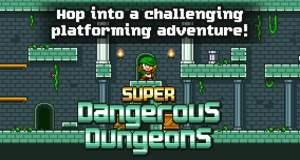 Super Dangerous Dungeons: toller Retro-Platformer neu im AppStore
