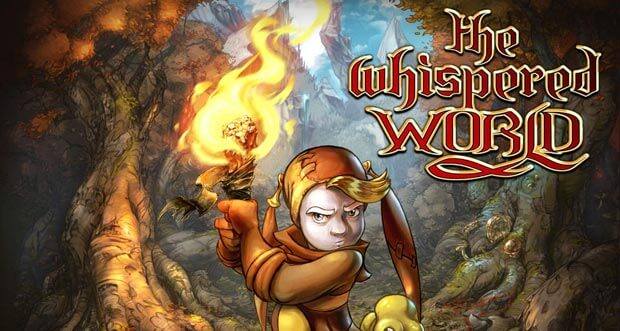 "Point-and-Click-Adventure ""The Whispered World"" für iPad wieder für 4,99€ im Angebot"