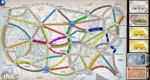 """Umfangreiches Update für """"Ticket to Ride"""": neuer Mehrspieler-Modus, neue Indien-Karte, Universal-App uvm."""