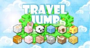 """""""Travel Jump"""" von Appsolute Games: Gefahren überwinden durch Tappen im Takt"""