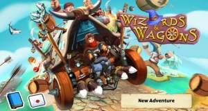 """""""Wizards and Wagons"""" wieder zum kleinen Preis laden"""
