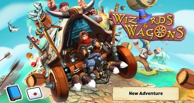 """""""Wizards and Wagons"""" erhält umfangreiches Update"""