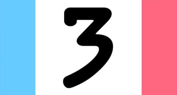 """Kultspiel """"Threes!"""" für nur 99 Cent laden"""