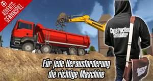 """Advents-Gewinnspiel Tür 19: Sets zum """"Bau-Simulator"""""""