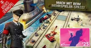 """Advents-Gewinnspiel Tür 20: 5x """"Blitz Brigade""""-Shirts & 25€ iTunes-Guthaben"""
