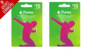 Advents-Gewinnspiel Tür 22: 3x 15€ iTunes Guthaben zu gewinnen