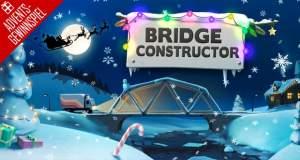 """Advents-Gewinnspiel Tür 4: je 10 Promo Codes für """"Bridge Constructor"""" & """"Bridge Constructor Stunts"""""""