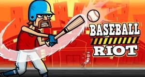 """Witziges Physik-Puzzle """"Baseball Riot"""": die Rache eines ehemaligen Baseball-Stars"""