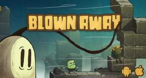 "Teleporter-Platformer ""Blown Away: Secret of the Wind"" aus deutscher Indie-Entwicklung neu im AppStore"