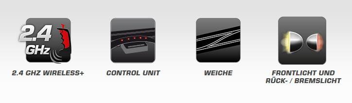 Carrera Rennbahn iOS