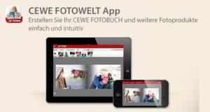 """Weihnachts-Tipp: individuelle Foto-Geschenke mit """"CEWE Fotowelt"""""""