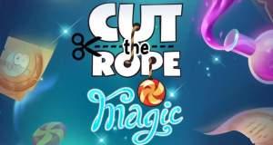 """Cut the Rope: Magic"" bringt Magie in die beliebte Physik-Puzzle-Reihe"